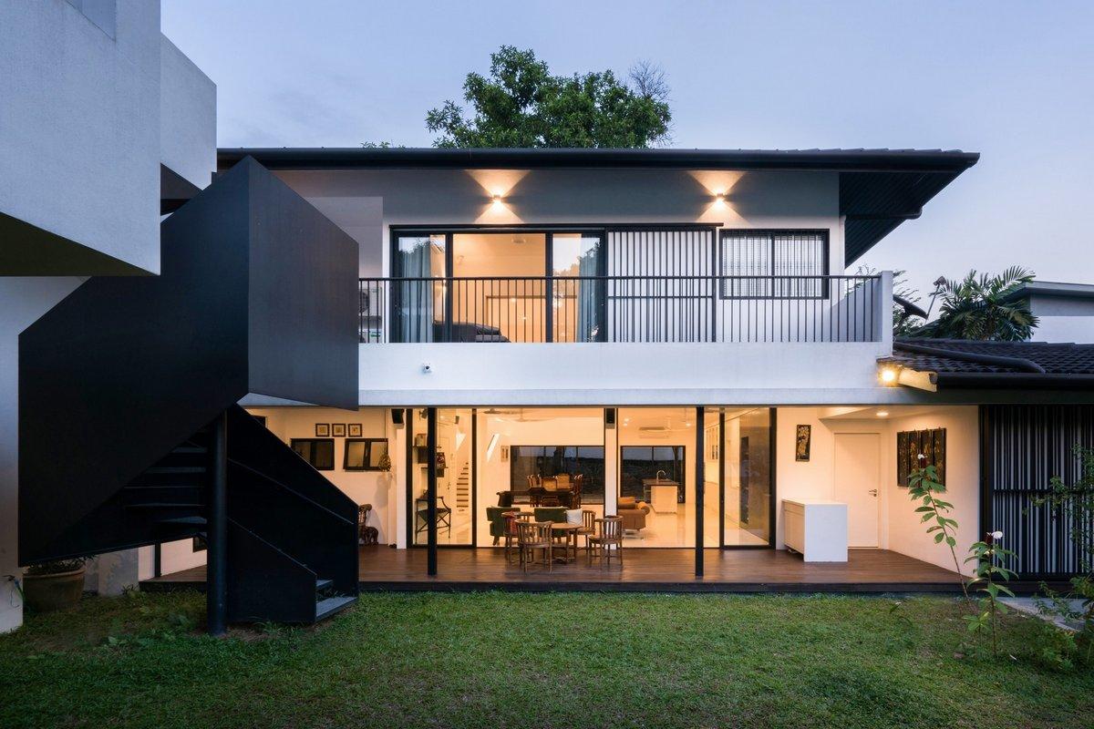 Обновленная резиденция в Куала-Лумпур