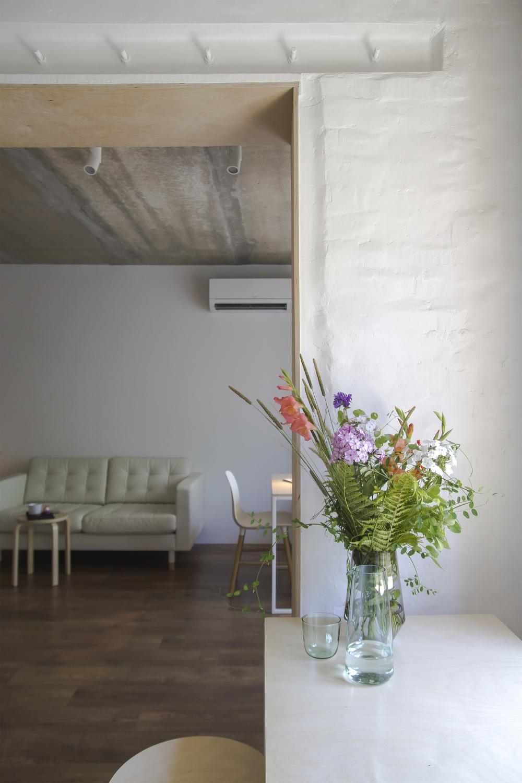 Однокомнатная квартира на 33 квадратных метра в Приморье