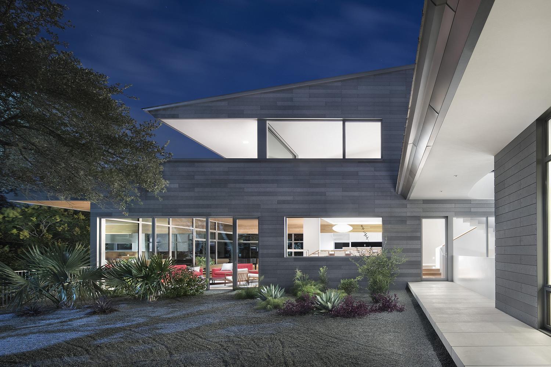 Резиденция Vista от Miro Rivera Architects