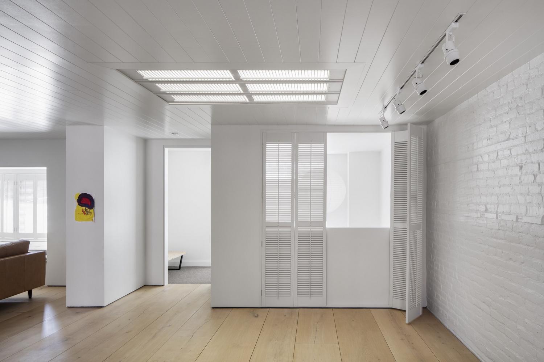 Фотостудия в жилом доме от Alain Carle Architecte