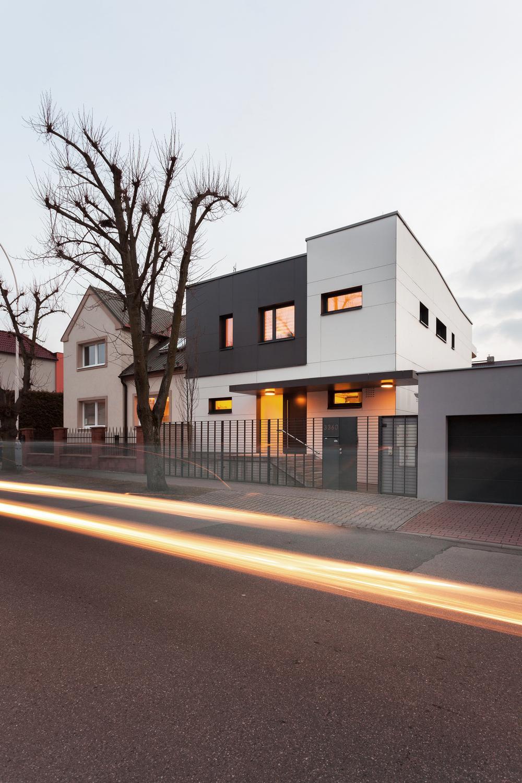 Villa Bresson в Чехии от студии Monom