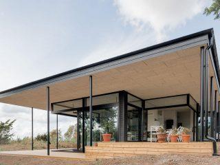 Загородный дом Torekov House в Швеции от Wahlin Arkitekter