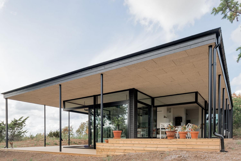 Загородный дом Torekov House в Швеции