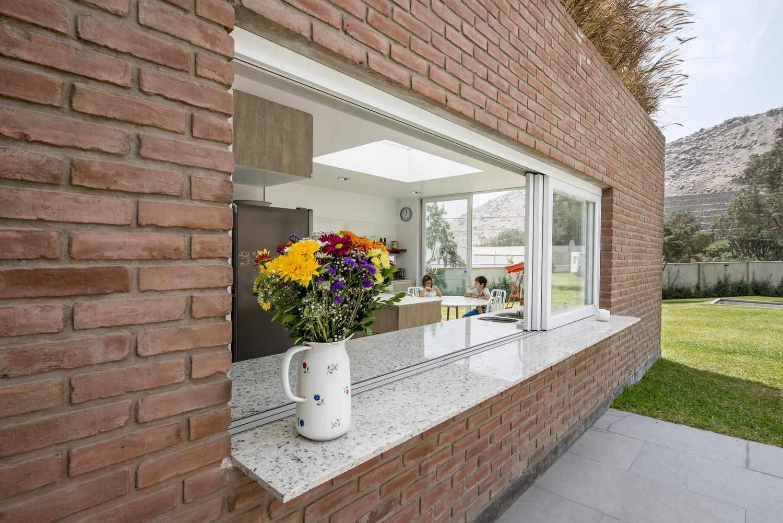 Загородный дом в Перу от SOMA Lima