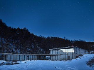 Частный дом с плоской крышей