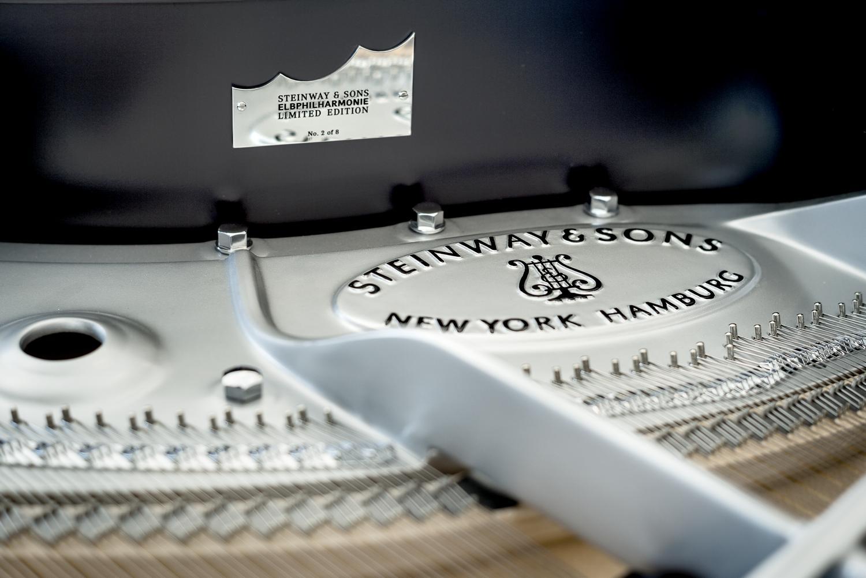 Лимитированная коллекция Эльбской филармонии от Steinway & Sons