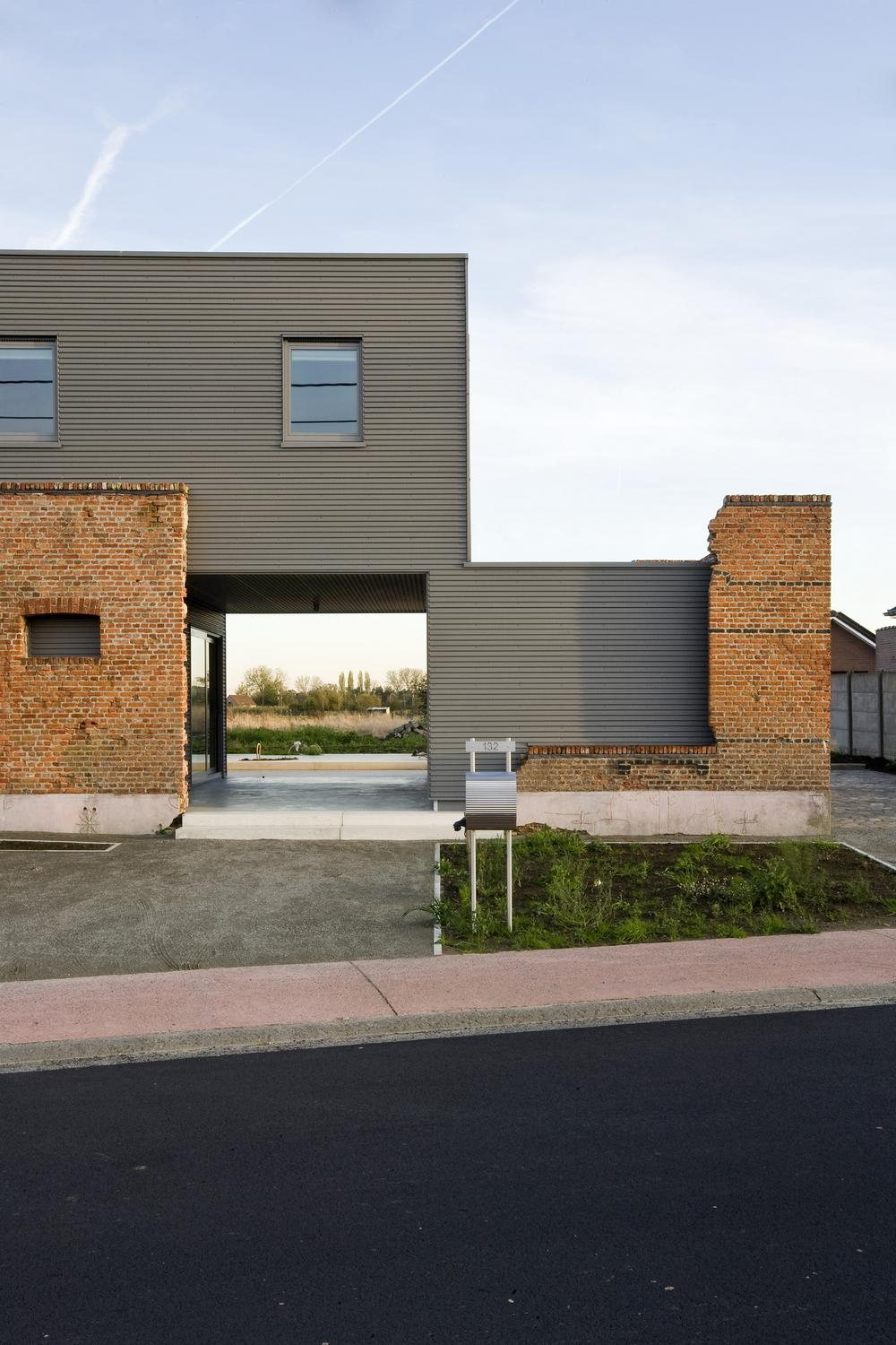 House DSA MarS Architecten