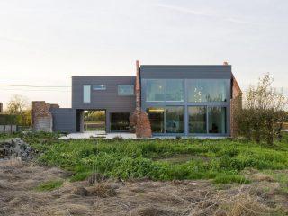 House DSA в Бельгии от MarS Architecten