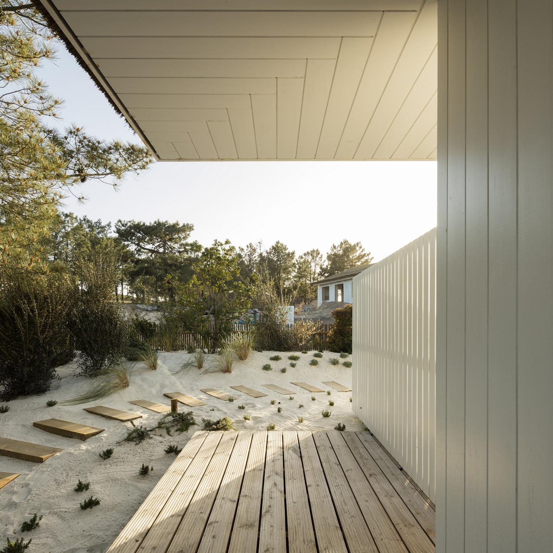 Дом в Португалии от Pereira Miguel Arquitectos