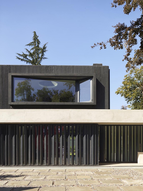 Дом для семьи с двумя детьми в Чили