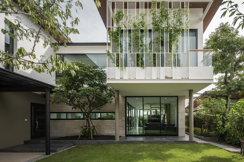 Проект дома SIRI House в Таиланде