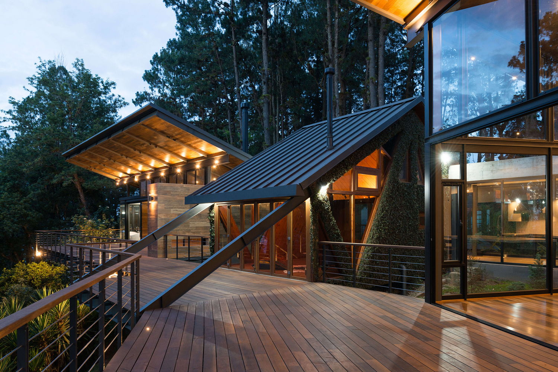 La Cabanita от Paz Arquitectura