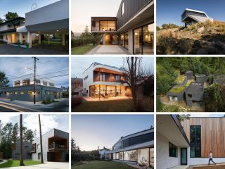 Лучшие двухэтажные дома