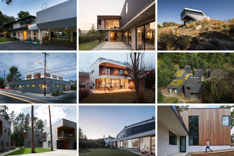 Лучшие двухэтажные дома 2018