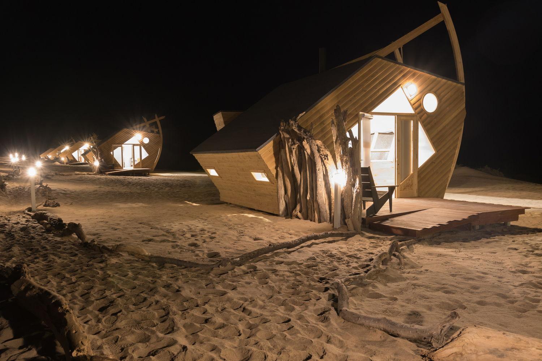 Отель Shipwreck Lodge на Береге Скелетов