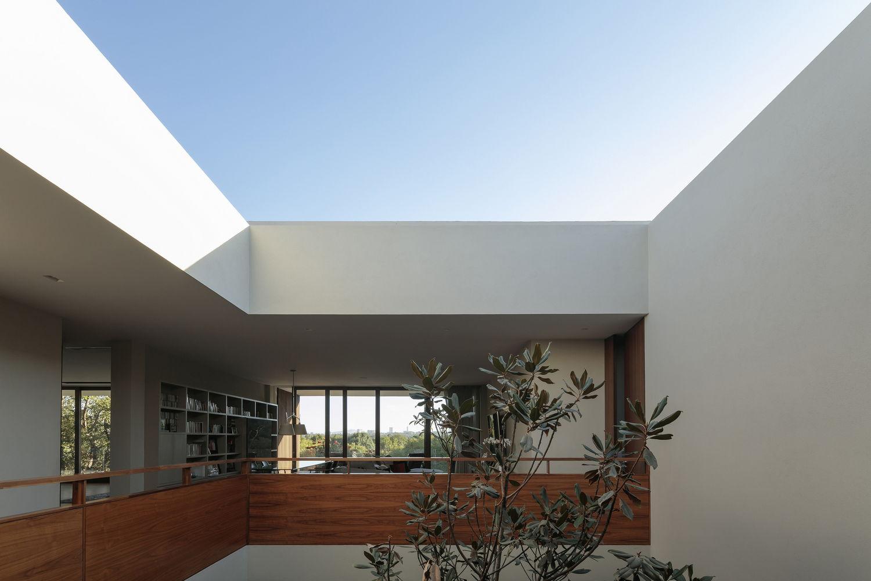 Просторный дом в Мексике от CDM Casas de Mexico
