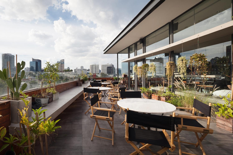 Ресторан NOWHERE в Бангкоке