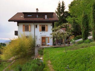 Старинный дом в Монтрё от Ralph Germann