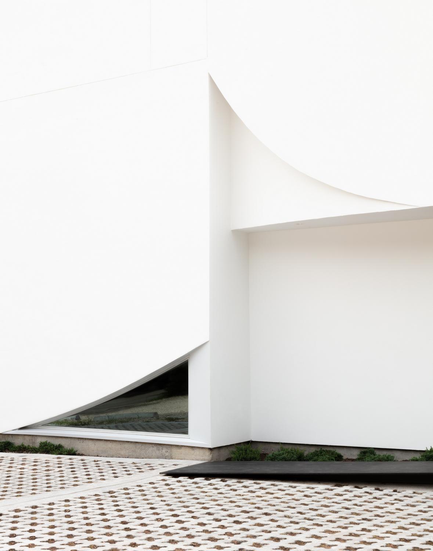 Необычный дом для художника