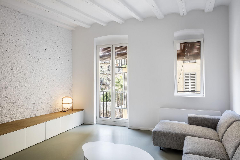 Дизайн квартиры 90 кв.м. в Барселоне
