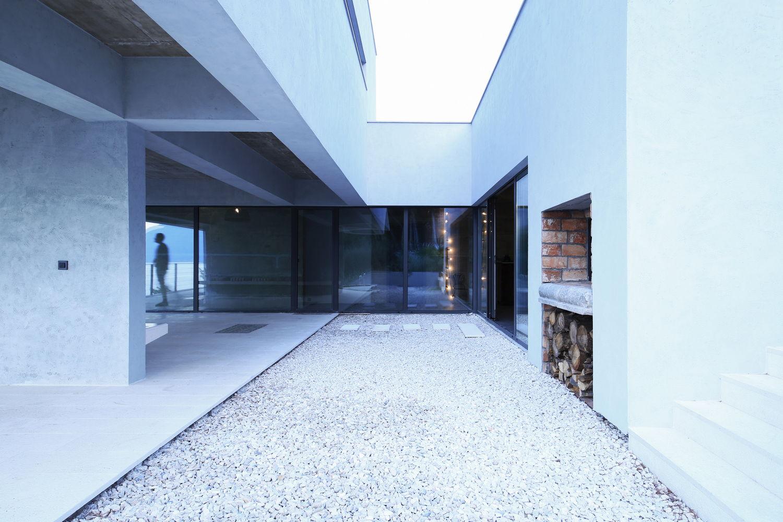Вилла в Хорватии от Studio Ante Murales