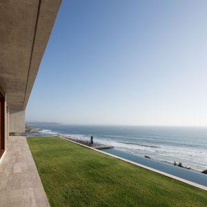 Частная резиденция с видом на океан