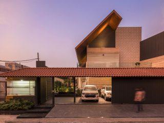 Индийский модерн от компании 23DC Architects