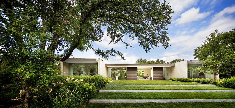 Энергоэффективный дом в Далласе