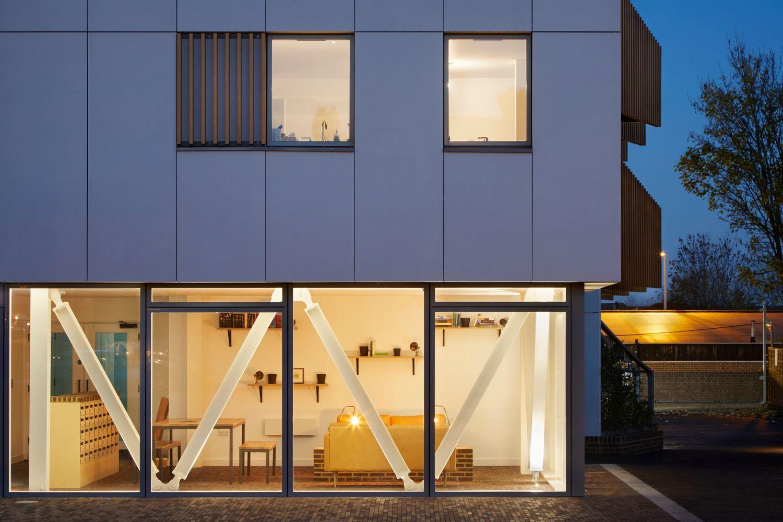 Многоквартирный дом Paxton House в Лондоне