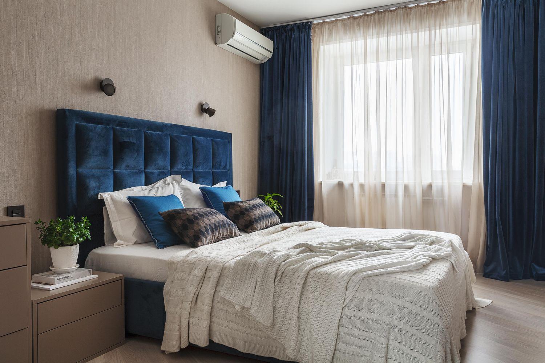 Перепланировка 2-комнатной квартиры 63 квадратных метра