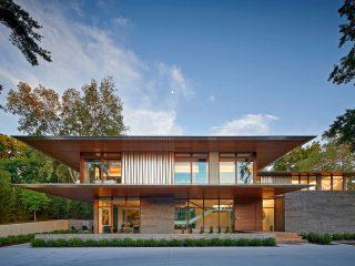 Резиденция Artery в Канзас-Сити от Hufft Projects