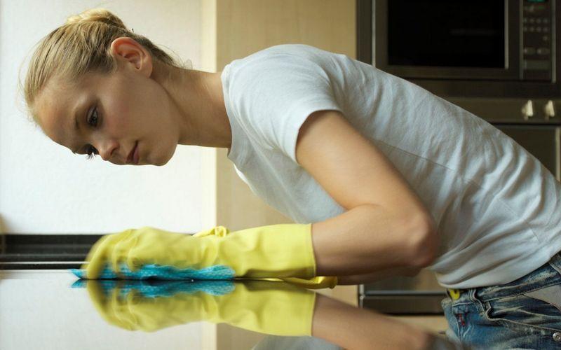 Народные методы очистки мебели от налета и грязи