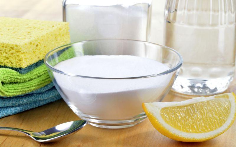 Лимонная кислота от всех видов загрязнений