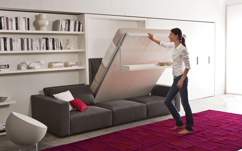Мебель-трансформер для небольшой квартиры