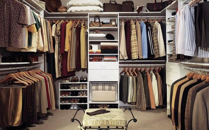 Соблюдайте чистоту в платяном шкафу