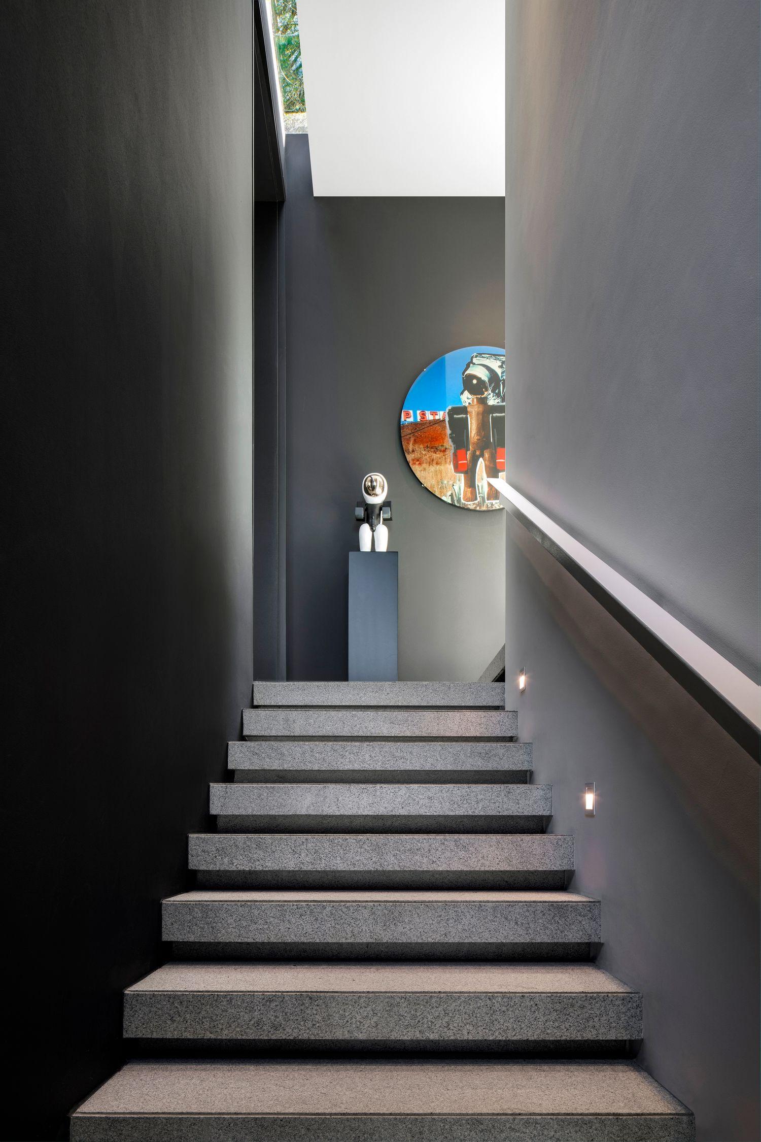 3-этажный особняк в Кейптауне от SAOTA
