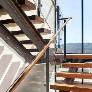 Дом с видом на долину Напа в Калифорнии