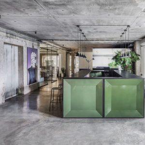 Офис компании Banda.Agency в Киеве