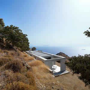 Parallel House с видом на Эгейское море