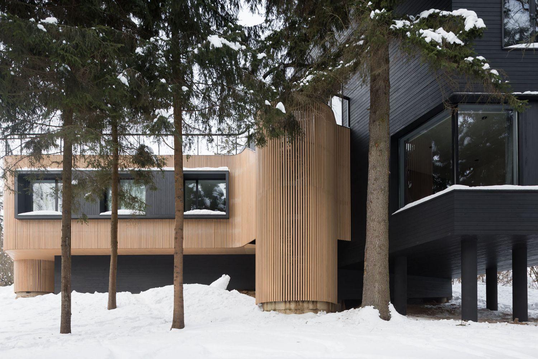 Семейный дом в московской области