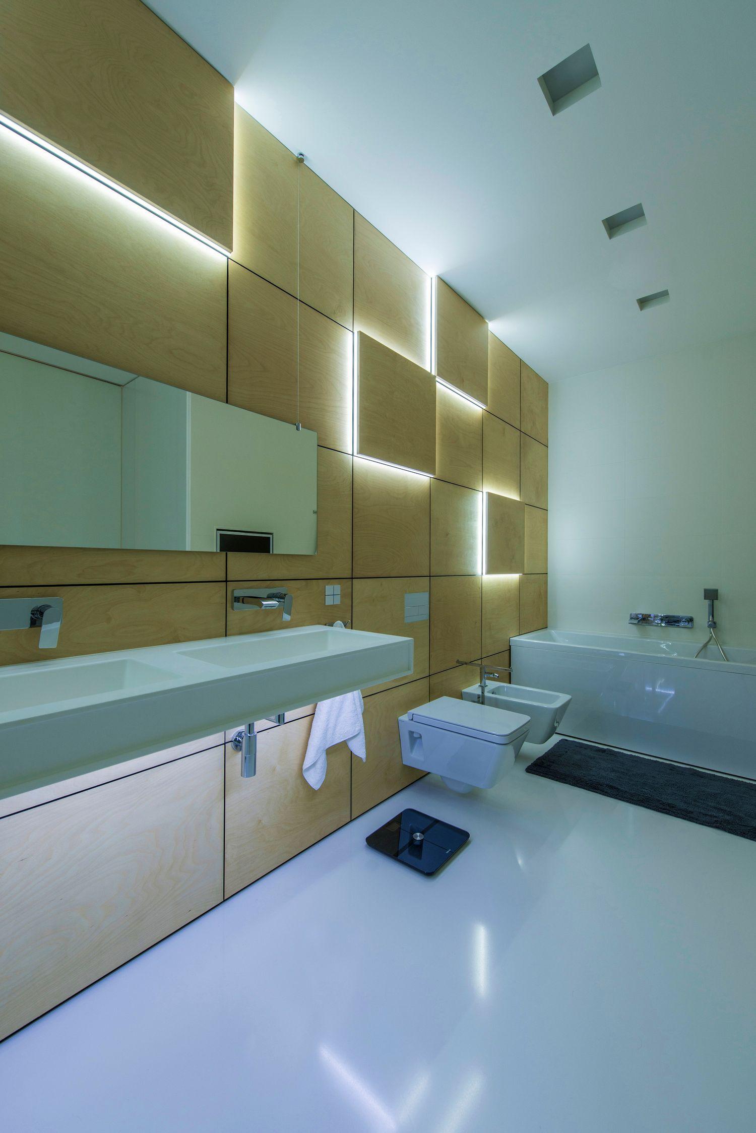 Современный дизайн интерьера квартиры в Киеве