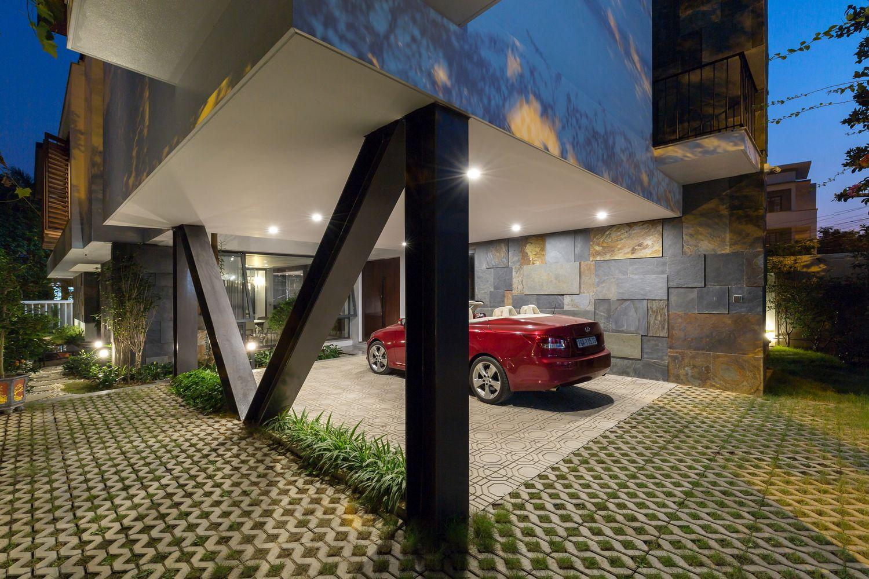 3-этажный дом во Вьетнаме