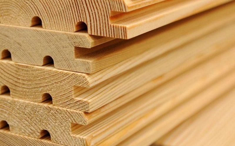 Настил деревянного пола - шпунтованные доски
