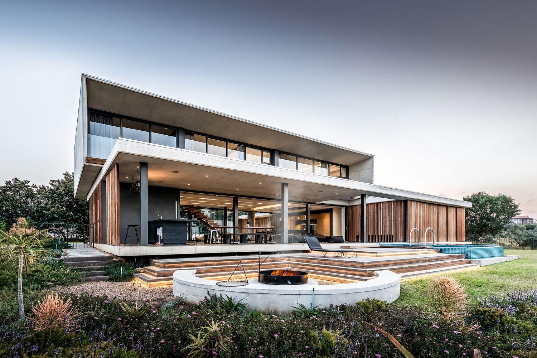 Дом с видом на дюны в ЮАР