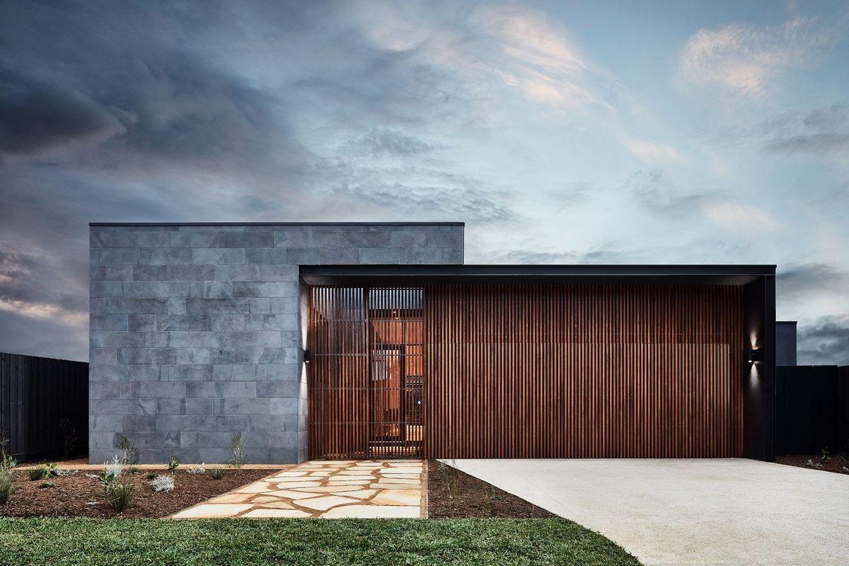 Дом с внутренним закрытым двором