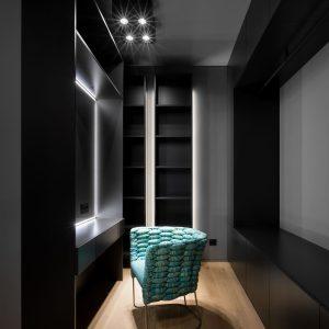 Минимализм в квартире площадью 130 кв. метров (23)