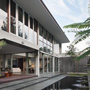 Особняк на 800 кв. метров в Индонезии (1)