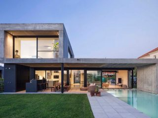 Современный дом от GMARQ