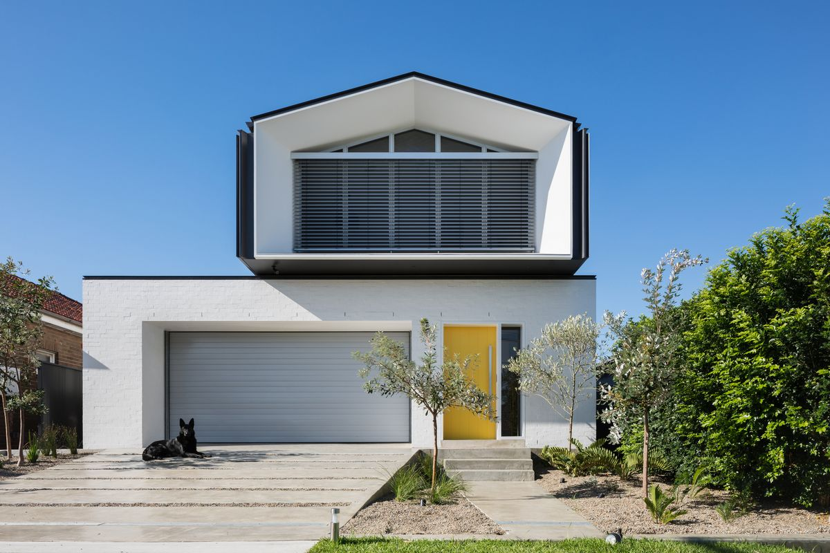Дом для большой австралийской семьи