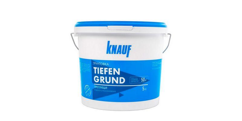 Грунтовка Knauf TiefenGrund